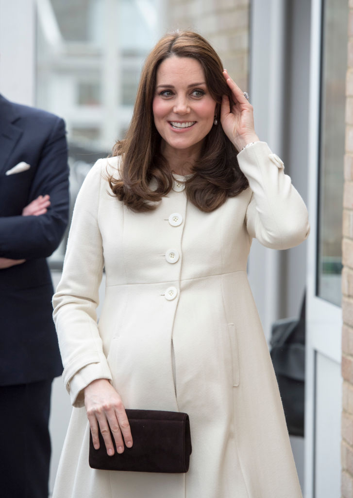 The Royal Baby, Kate Middleton Pregnant, Baby Name and Birth Date GettyImages 928042034