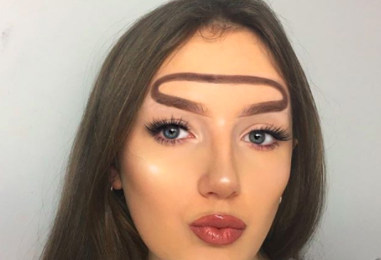 Halo Brows Are Latest Ridiculous Online Trend Halo web