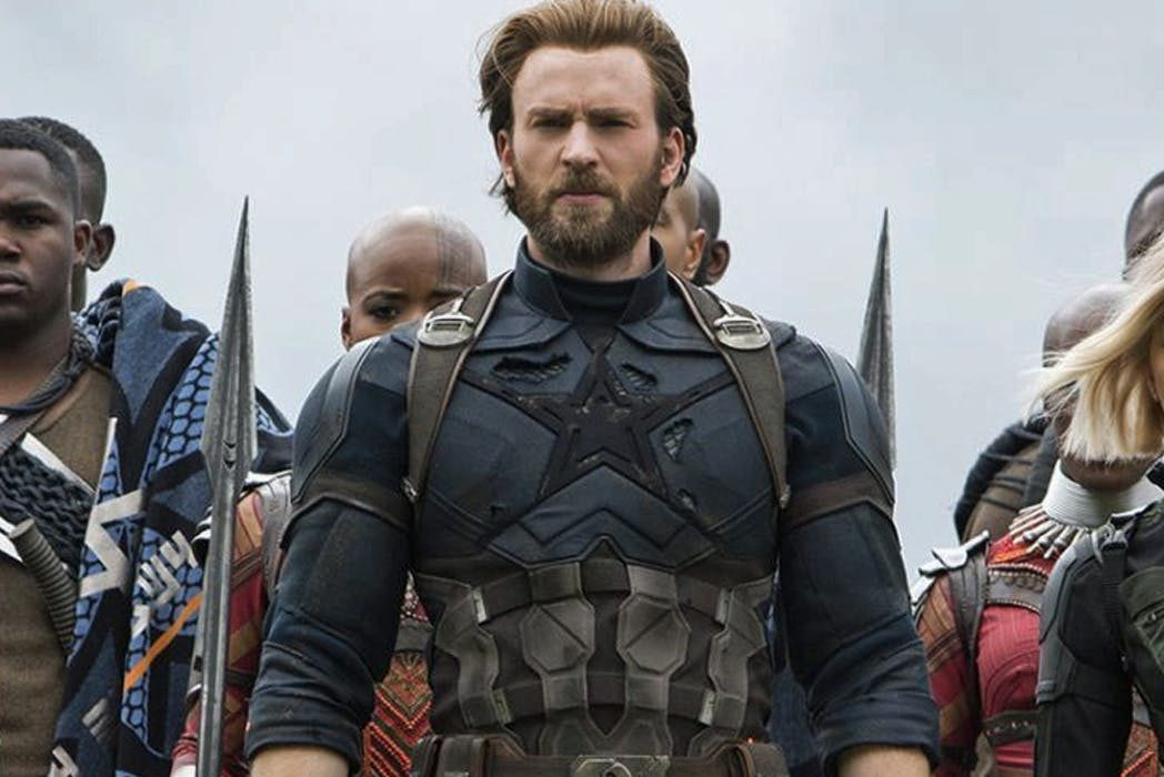 Chris Evans Hints Hes Going To Die In Avengers: Infinity War MARVEL 1 1048x700