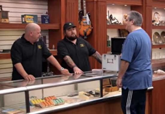 Guy Goes On Pawn Stars With 10 Charizard Pokemon Cards Pawn Stars A