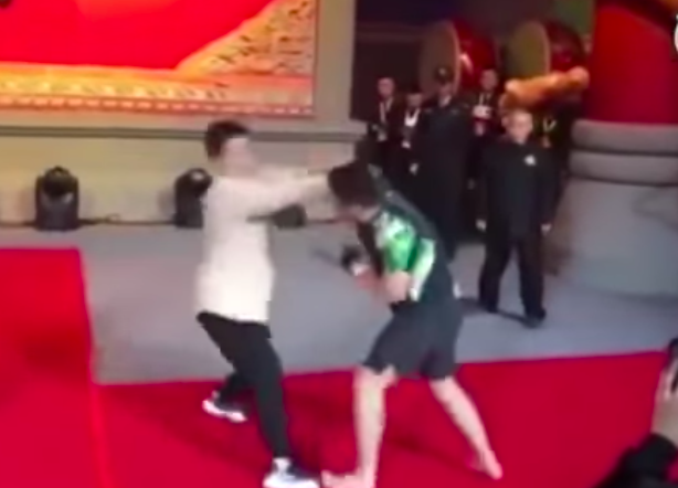 Unbeatable' Kung Fu Master Takes On MMA Fighter, Result