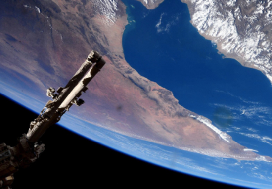 Out Of Control Chinese Space Station Could Crash Into Michigan Space Station A
