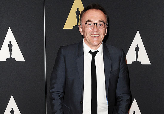 Danny Boyle James Bond Director