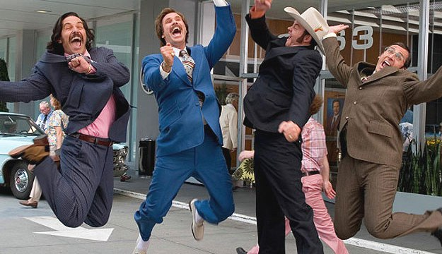 Anchorman 3 Plot Has Been Formulated According To Director anchorman 2 the legend continues
