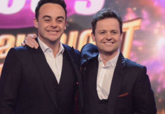 ant and dec saturday night takeaway itv