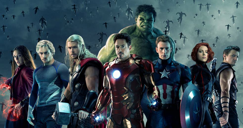 38 Hour Marvel Movie Marathon Taking Place Hosted By AMC avengers age of ultron