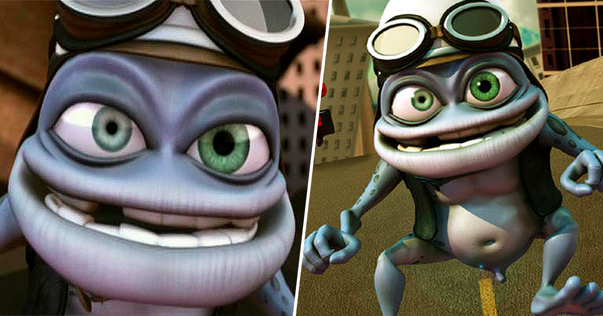 Crazy Frog MP3 ringtones
