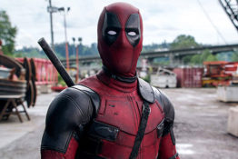 Deadpool in Deadpool (2016)