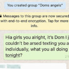 Guy Adds Every Girl In His Phonebook To One WhatsApp Group, Gets Surprise Replies