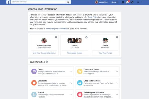 Facebook Introducing New Tools To Let People Delete Their Data facebooksettings1