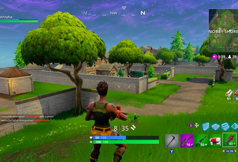 Urgent Warning Issued To Fortnite Players Over Convincing Scam fortnite web