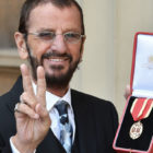 Beatles Legend Ringo Starr Is Knighted At Buckingham Palace