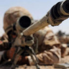 SAS Sniper Shoots ISIS Chief In Head From Nearly A Mile Away At Night