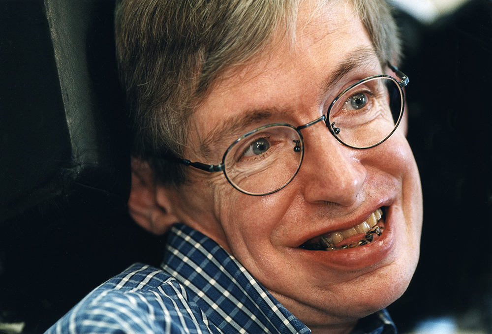 Doctors Told Stephen Hawking Hed Die Before His 23rd Birthday, He Lived To 76 stephen hawking GettyImages 541800387