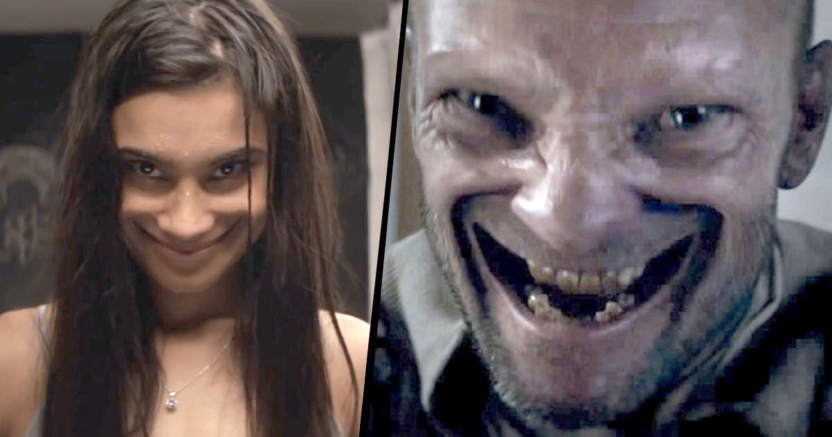 People Can't Finish Trailer For New Horror By Makers Of ...