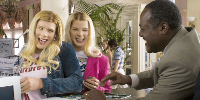 White Chicks 2 In The Works Confirms Marlon Wayans white chicks frankie faison
