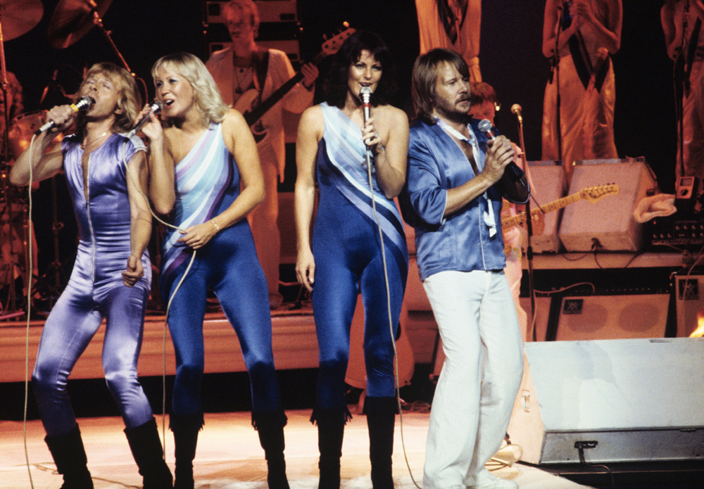 ABBA Are Recording New Music For First Time In 35 Years