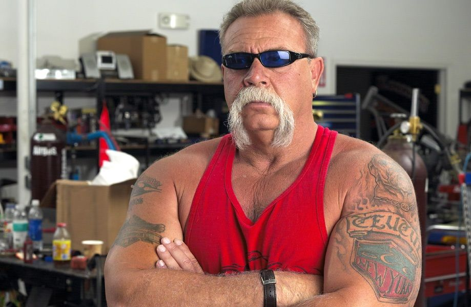 Guy From American Chopper Meme Explains What Was Really Going On AMERICAN CHOPPER