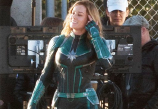 First Full Trailer For Captain Marvel Has Just Been Released