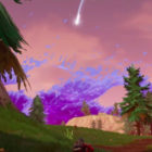 A Meteorite Is About To Hit Fortnite And Change The Game Forever