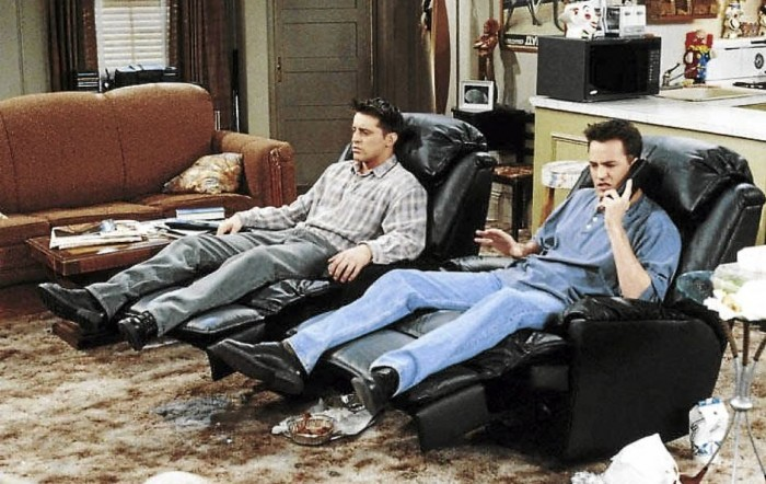 Being Lazy Actually Means Youre An Intelligent Person, Study Finds FRIENDS LAZY