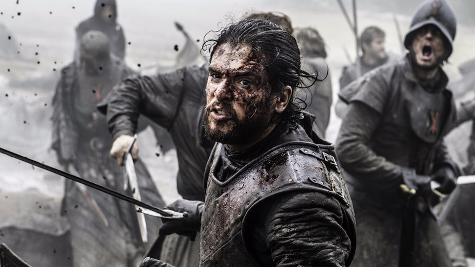Game of Thrones Jon Snoow