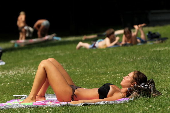Record Breaking Heatwave To Hit UK This Week GettyImages 102560689