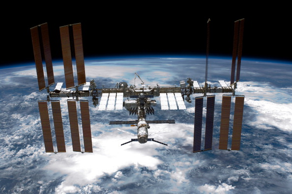 international space station getty