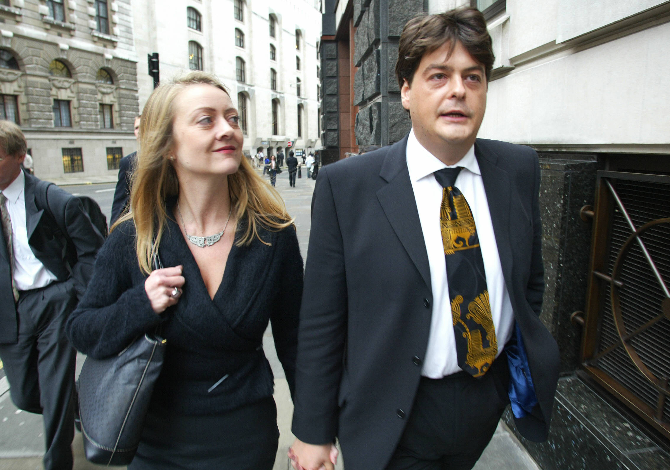 annie machon and david shayler former MI5