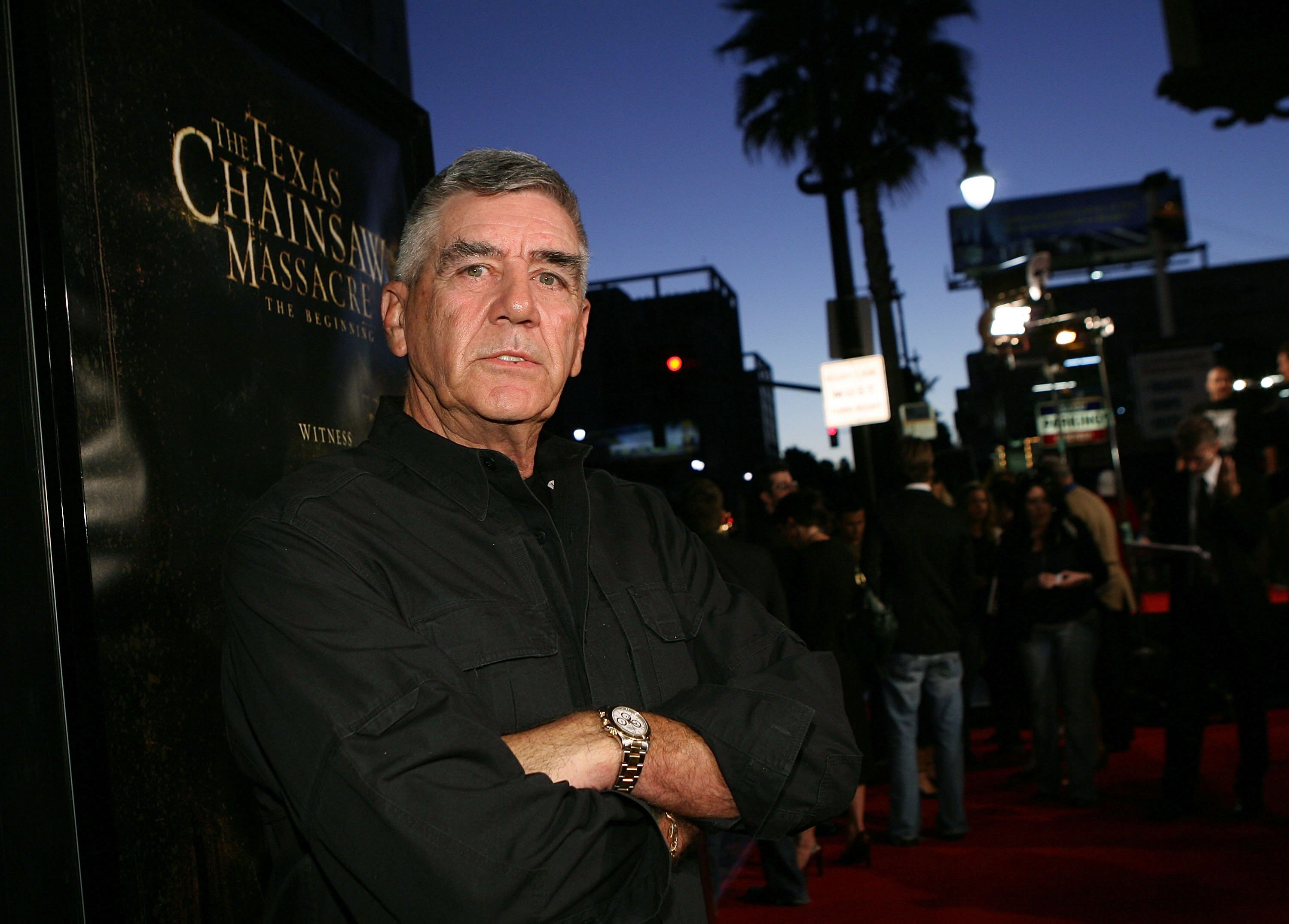 R. Lee Ermey, Voice Of Sarge From Toy Story, Dies Aged 74 GettyImages 72100774