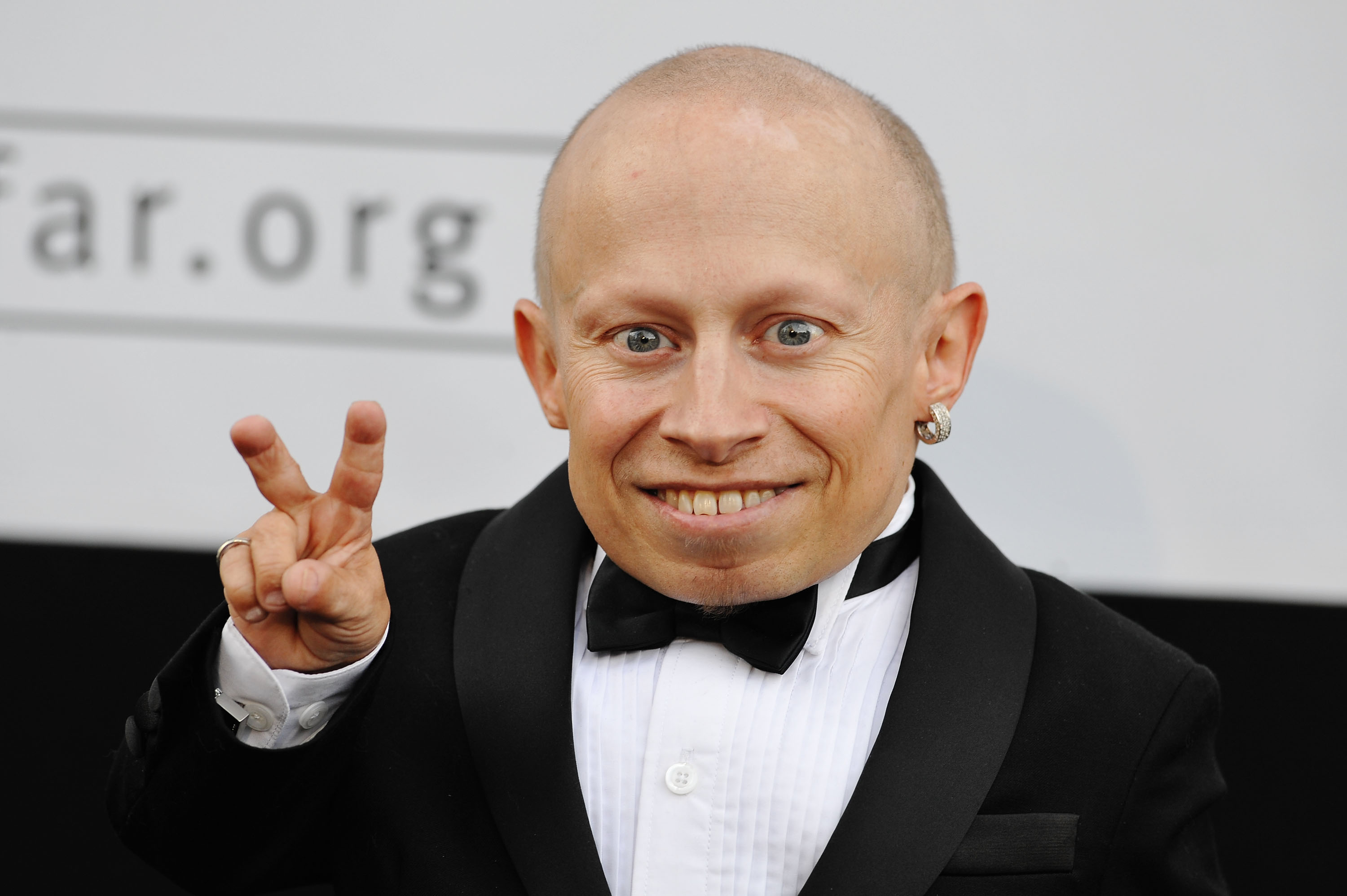 IMG VERNE TROYER, American Actor, Stunt Performer, and Comedian