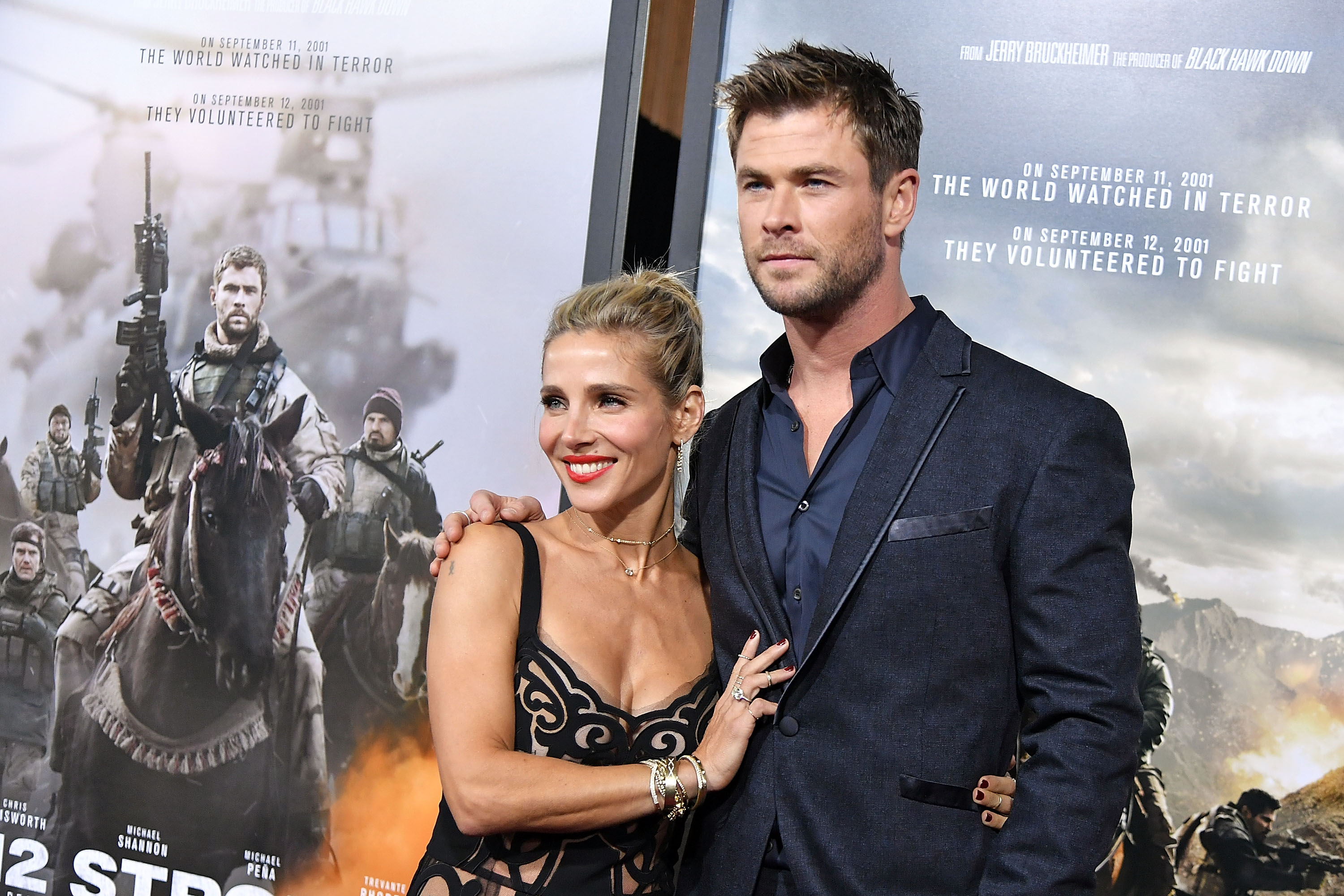 Chris Hemsworth's Wife Got A Thor Tattoo When She Was Just 15 Years Old