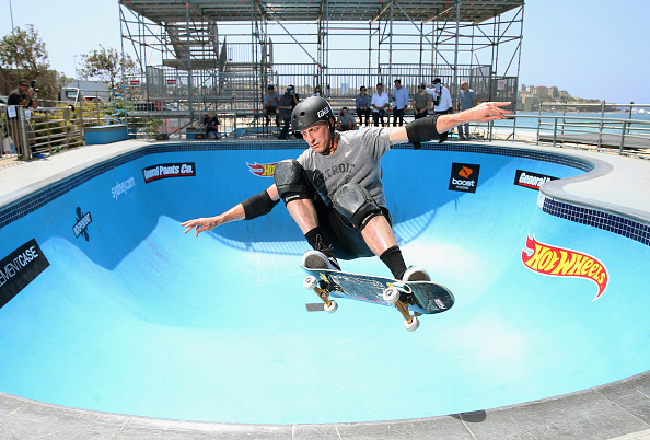 Tony Hawk Loves Confusing People Who Don't Recognise Him