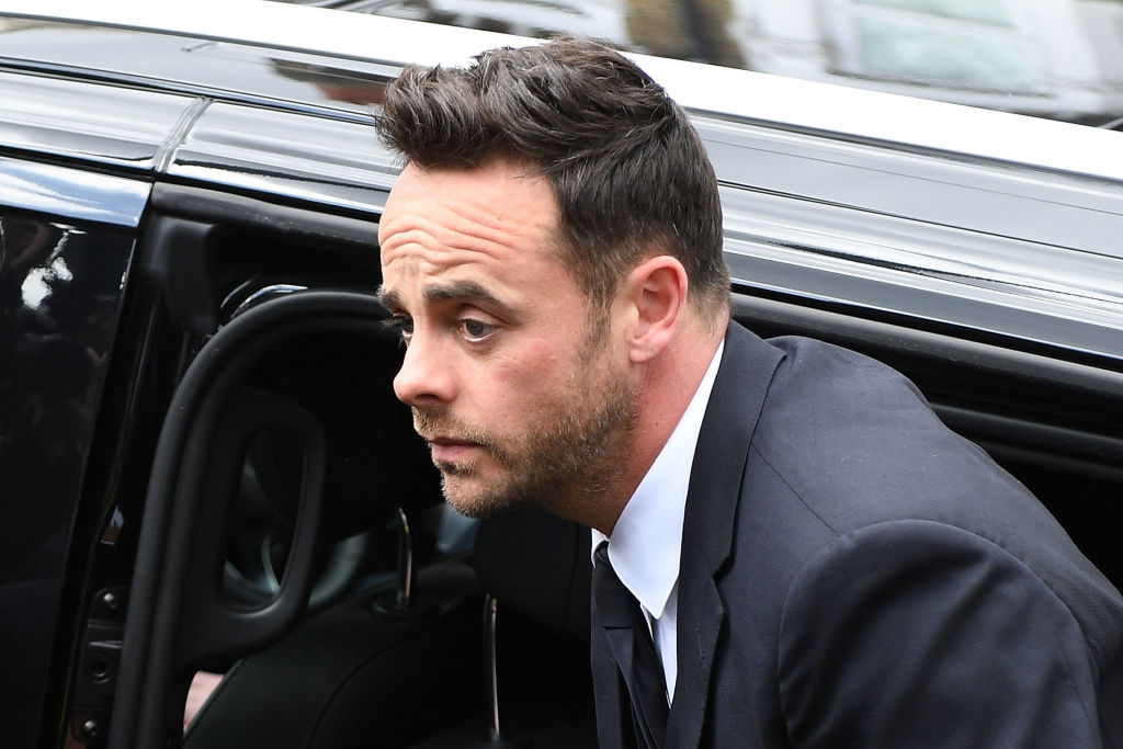 Heartbreaking Words Ant McPartlin Said After Pleading Guilty GettyImages 946896294