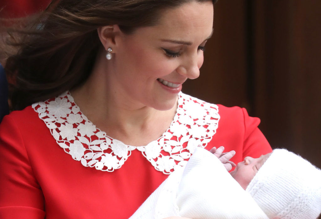 prince william kate middleton royal baby third child lindo wing st mary's hospital