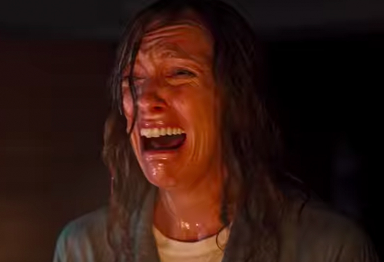 hereditary toni collette screaming