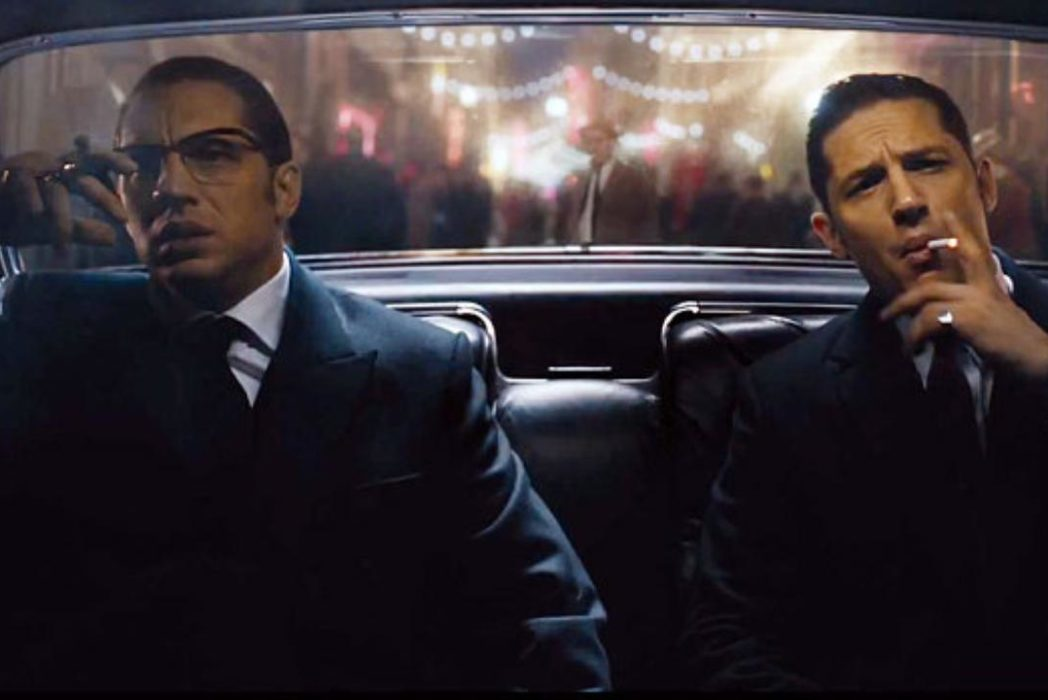 tom hardy kray brothers legend universal pictures