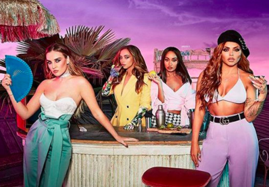 Little Mix bio information album