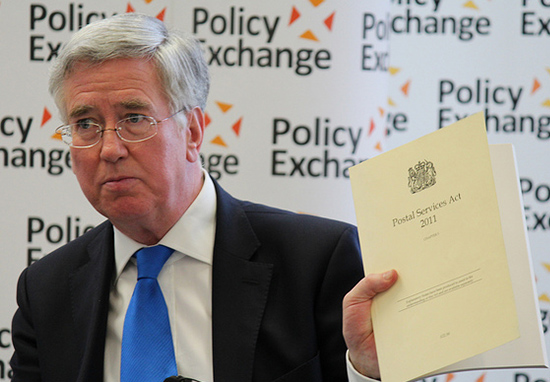 Michael Fallon Biography Brexit Role Conservative Party Resignation and Net Worth