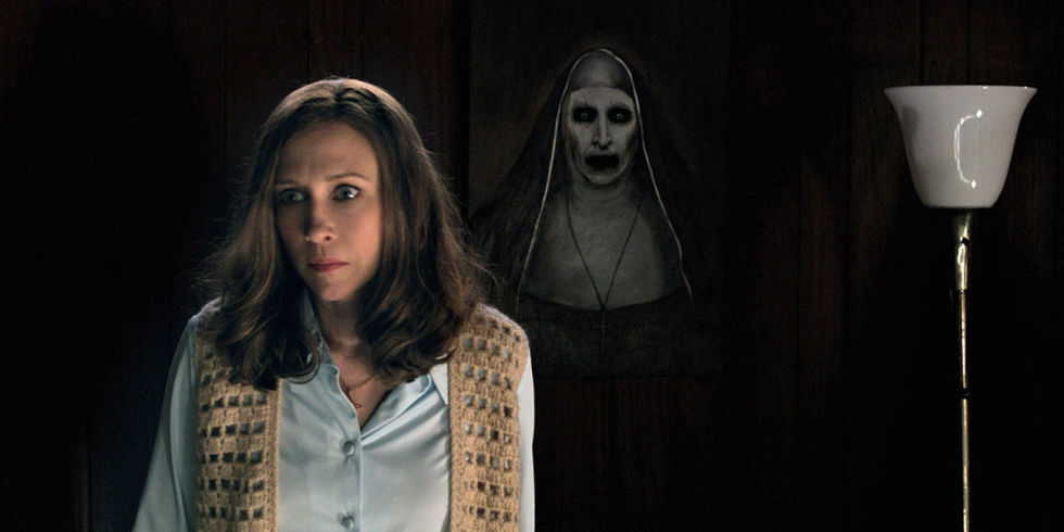 the nun the conjuring horrro
