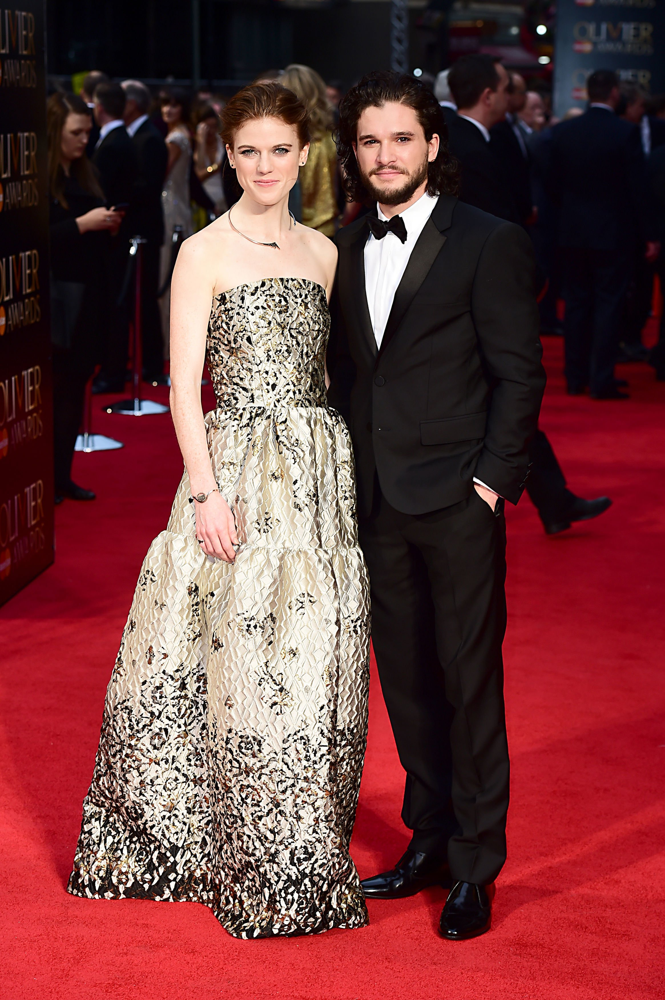 Kit Harington And Rose Leslie\'s Wedding Invites Have Amazing GoT ...