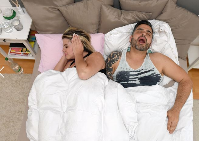 Sleeping Next To A Snorer Is Bad For Your Health, Study Finds PA SNORING