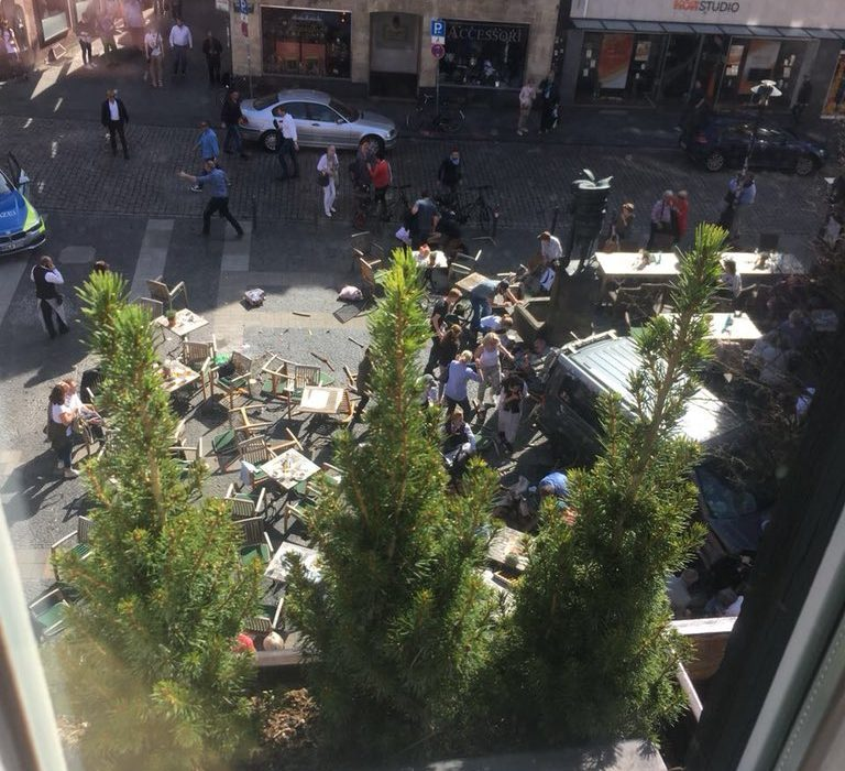 Viral News From Germany: At Least Three Dead And 30 Injured As Car Ploughs Into
