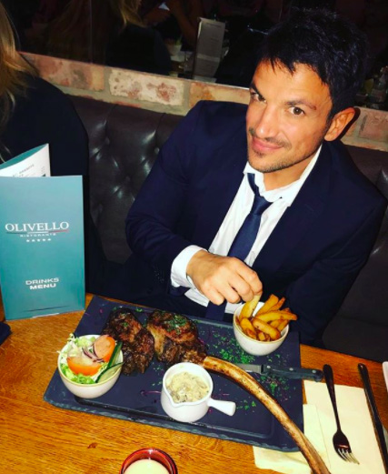 Peter Andre Biography Wife Age Instagram Songs Net Worth