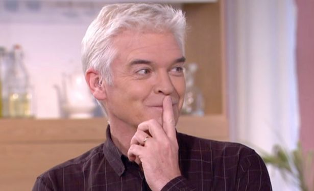 phillip schofield itv this morning