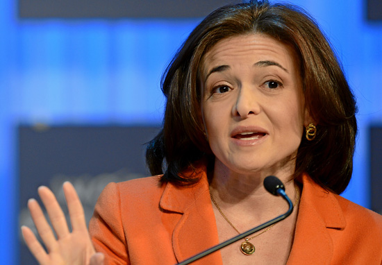 Sheryl Sandberg Biography Facebook Husband Book Job Role Net Worth