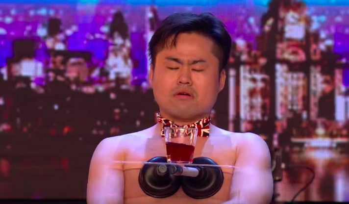 Strip Act On Britains Got Talent Leaves David Walliams In Stitches Screen Shot 2018 04 13 at 16.24.48