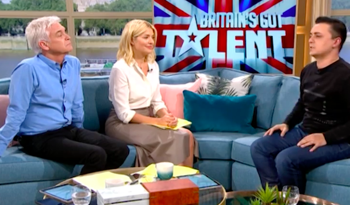 Holly And Phil Left Stunned After BGT Magician Performs Trick On Them Screen Shot 2018 04 16 at 13.28.04 702x411