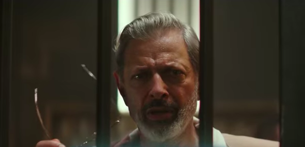 jeff goldblum warner bros hotel artemis film