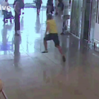 Eerie CCTV Footage Shows Moment Missing Man Disappeared